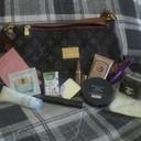 """Whats in my Handbag"""